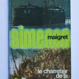 Georges Simenon - Le charretier de la providence