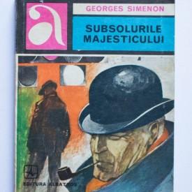 Georges Simenon - Subsolurile majesticului