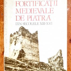 Gheorghe Anghel - Fortificatii medievale de piatra din secolele XIII-XVI (editie hardcover)