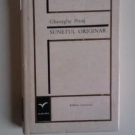 Gheorghe Pitut - Sunetul originar (editie hardcover)