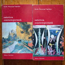 Guido Morpurgo-Tagliabue - Estetica contemporana (o ancheta) (2 vol.)
