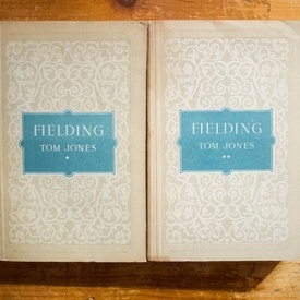 Henry Fielding - Tom Jones (2 vol.)