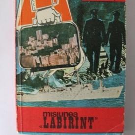 "Ion Capet - Misiunea ""Labirint"""