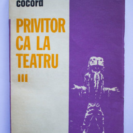 Ion Cocora - Privitor ca la teatru III
