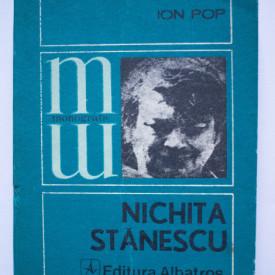 Ion Pop - Nichita Stanescu - spatiul si mastile poeziei