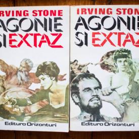 Irving Stone - Agonie si extaz (2 vol.)