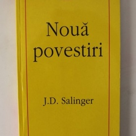J. D. Salinger - Noua povestiri