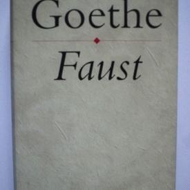 J. W. Goethe - Faust (editie hardcover, in limba maghiara)