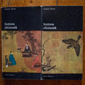 Jacques Gernet - Lumea chineza (2 vol.)