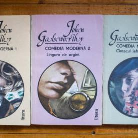 John Galsworthy - Comedia moderna (3 vol.)