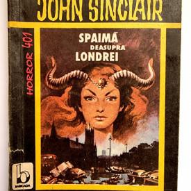 John Sinclair - Spaima deasupra Londrei