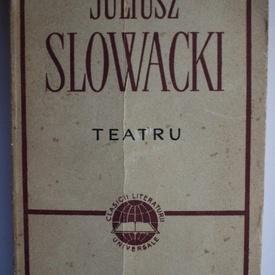 Juliusz Slowacki - Teatru