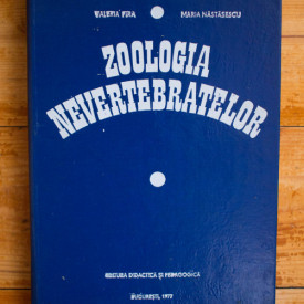 Lect. univ. dr. Valeria Fira, Asist. univ. dr. Maria Nastasescu - Zoologia nevertebratelor I (editie hardcover)