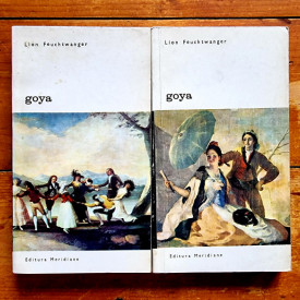 Lion Feuchtwanger - Goya (2 vol.)