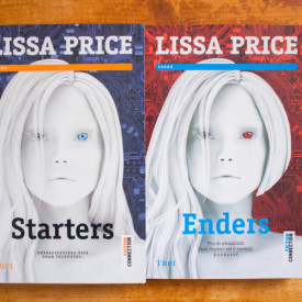 Lissa Price - Starters. Enders (2 vol.)