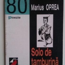 Marius Oprea - Solo de tamburina
