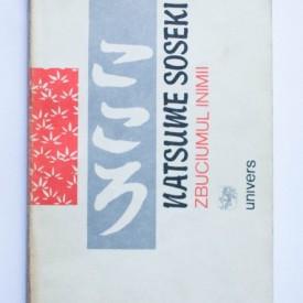 Natsume Soseki - Zbuciumul inimii