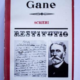 Nicolae Gane - Scrieri