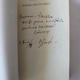 Nicolae Sinesti - Poeme inevitabile (cu autograf)