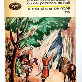 O mie si una de nopti - Povestea cu Ali Baba si cu cei patruzeci de hoti (vol. 12 din serie)