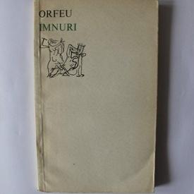 Orfeu - Imnuri