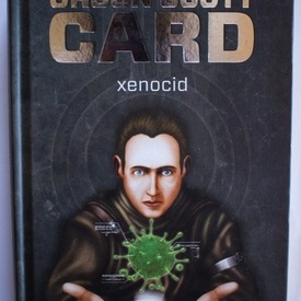 Orson Scott Card - Xenocid (editie hardcover)