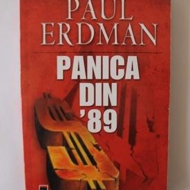 Paul Erdman - Panica din `89