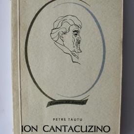 Petre Tautu - Ion Cantacuzino