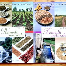 Phylis Austin, Agatha Thrash, Calvin Thrash - Remedii naturale (2 vol.)