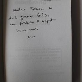 Radu-Ilarion Munteanu - Calatorul de serviciu (cu autograf)