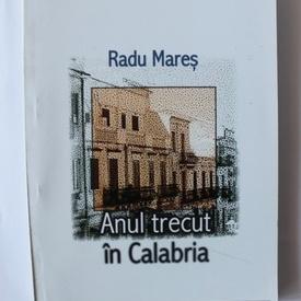 Radu Mares - Anul trecut in Calabria