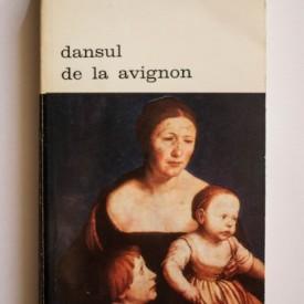 Renate Kruger - Dansul de la Avignon. Romanul lui Holbein