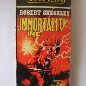 Robert Sheckley - Immortality Inc.