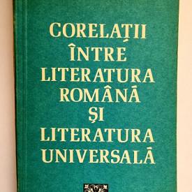 Sanda Radian - Corelatii intre literatura romana si literatura universala