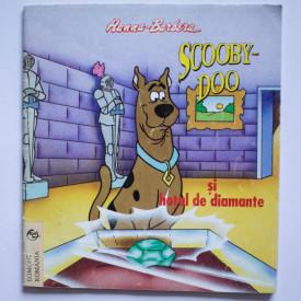 Scooby-Doo si hotul de diamante (carte Hanna-Barbera)
