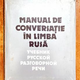 Sima Borlea - Manual de conversatie in limba rusa (editie hardcover, in cutie speciala)