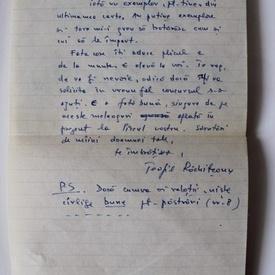 Teofil Rachiteanu - Planete de melancolie (cu autograf si scrisoare)