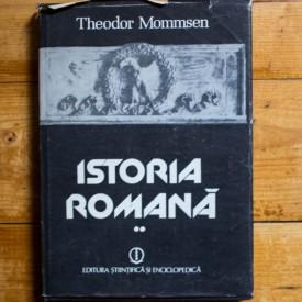 Theodor Mommsen - Istoria Romana (vol. II, editie hardcover)