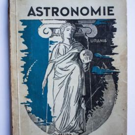 Traian Popp - Astronomie