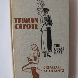 Truman Capote - The grass harp. Breakfast at Tiffany's (editie hardcover)