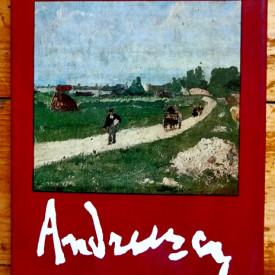 Vasile Varga, Eleonora Costescu - Album Andreescu (editie hardcover)