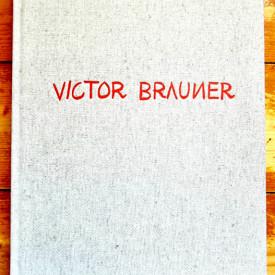 Victor Brauner (catalogue d`exposition / exhibition catalog, Galerie Malingue, 2011) (editie hardcover)