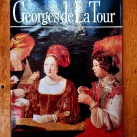 Victor Ieronim Stoichita - Georges de La Tour (editie hardcover)