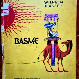 Wilhelm Hauff - Basme. Cu ilustratii de Livia Rusz (editie hardcover)