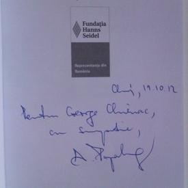 Adrian Papahagi - ABC-Darul crestin-democratiei (cu autograf)