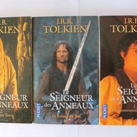 J.R.R. Tolkien - Le Seigneur des Anneaux (La communaute de l`Anneau. Les deux tours. Le retour de roi, 3 vol.)