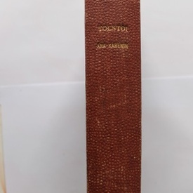 Lew N. Tolstoi - Ana Karenin (volumul I, editie hardcover)