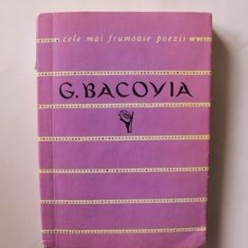G. Bacovia - Poezii. Cele mai frumoase poezii