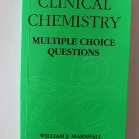William J. Marshall - Clinical Chemestry (editie in limba engleza)