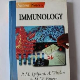 P. M. Lydyard, A. Whelan, M. W. Fanger - Immunology (editie in limba engleza)